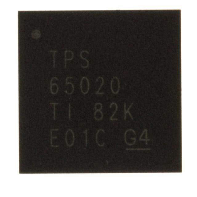 TPS65020RHAT